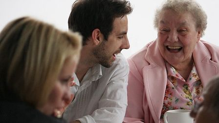 Contact the Elderly is launching monthly tea parties to help fight loneliness and isolation within t