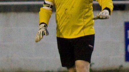 Soham Town Rangers Reserves goalkeeper Chris Gibson has been forced to retire after suffering a doub