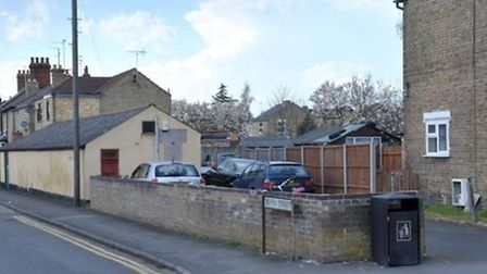 Alpha Street site which prompted complaint