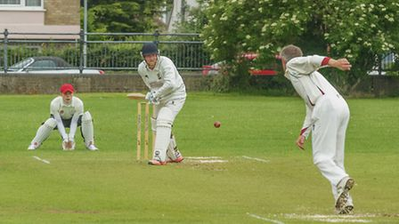 Ely Cricket v Needingworth, Picture: Barry Giddings.