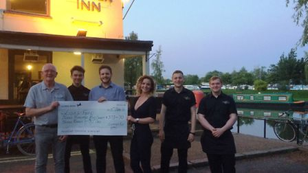 Quiz nights at the Cutter raise money for the Lisa Barnes Memorial Fund