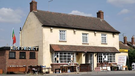 The Black Hart at Thorney Toll.