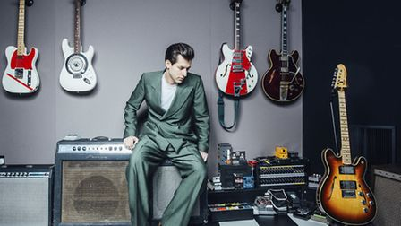 Mark Ronson. Photo: ANDY FORD