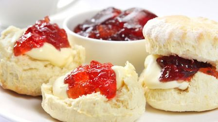 Strawberry tea will be served at the NHS Retirement Fellowship Wisbech branch