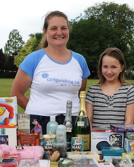 Witchford fete