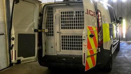 Drunk lorry driver jailed