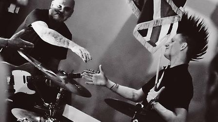 Luke Tweek Greenwas last year invited to play drums with the Stranglers