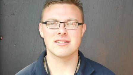 Ryan Berridge is a community volunteer with Cambrigeshire Fire and Rescue