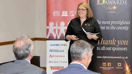 The 2016 Ely Standard East Cambridgeshire Business Awards Networking event. Events and Exhbitions Ma