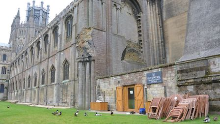 Ely Cathedral Masterplan,