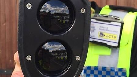 Five speeding tickets in 40 minutes during Witchford Road, Ely speed check