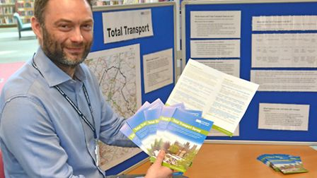Total Transport Survey, for East Cambs, Toby Parsons, Project Manager,