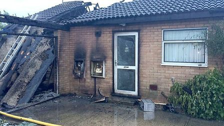 March House Fire.