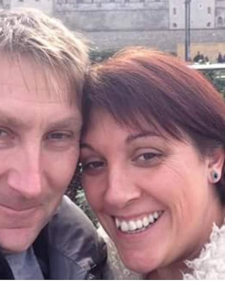 Janice and Tony Cooper used to live in the house where the photos were found