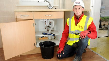 Plumber Billy Smith