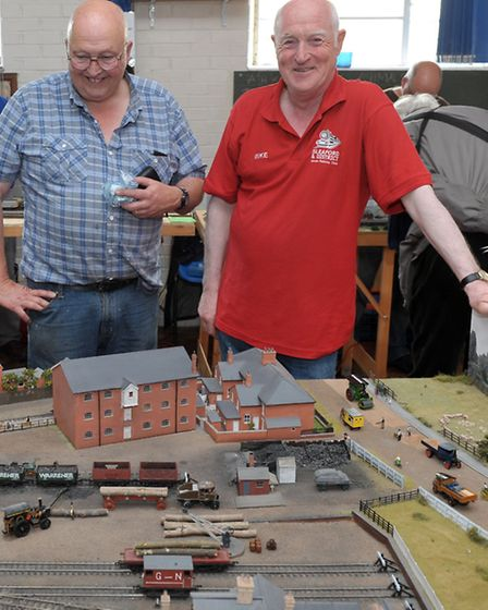 Whittlesey model railway exhibition. Picture; Steve Williams.
