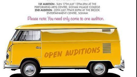 Auditions open for Viva's production of The Lady in the Van