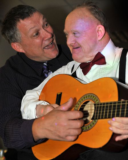 FACET college for aduults with learning disabilities holds its second Summer Ball June 2016. PICTUR