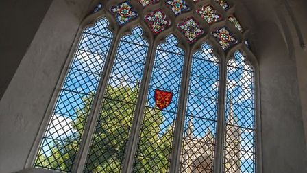 Peterborough Cathedral window shortlisted in national competition