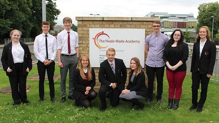 New Junior Leaders Appointed at Neale-Wade Academy