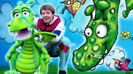 Dotty the Dragon is coming to Milton Country Park