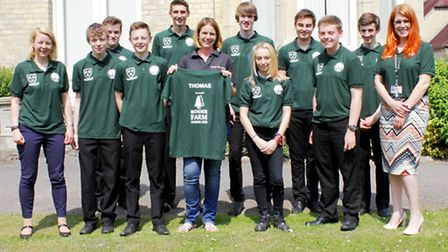 Ten students from Soham Village College are to travel to Laos and Cambodia for a three-week trip.