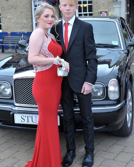 Sir Harry Smith Prom, Whittlesey. Picture: Steve Williams.