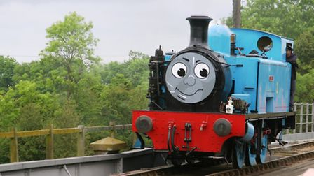 Thomas the Tank Engine is coming to the Nene Valley railway