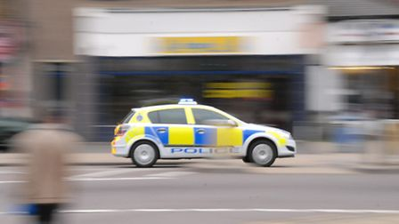 BMW collides with parked car in Fairbairn Way, Chatteris before driving off