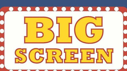 Big Screen Cinema tickets are still available!