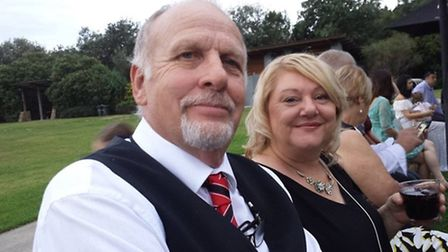 Tony and Julie Norman