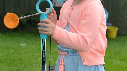 Mepal & Witcham School summer fete. Picture: Steve Williams.