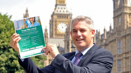 Steve Barcay is proud of his 'treat me local' campaign but is it now facing its toughest challenge?