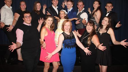 The cast of 'A Night at the Musicals'