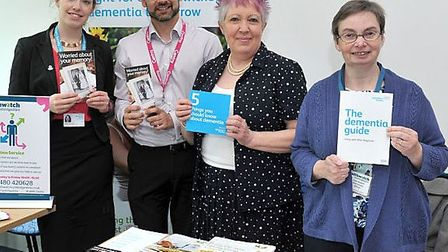 Fenland Dementia Action Alliance – we've made a goal to create 5,000 Dementia Friends in Fenland by