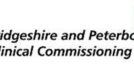 Logo for Cambridgeshire and Peterborough Clinical Commissioning Group