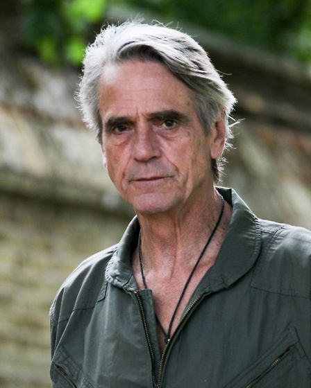 Filming Assassins Creed (TOOM), Ely, Ely Cathedral, Jeremy Irons walking from set to his hotel.26/07