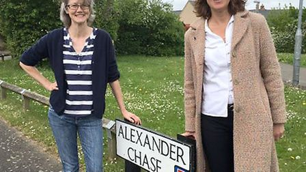 Cambridgeshire County Councillor Anna Bailey, Local Member for Ely South and West, and East Cambridg