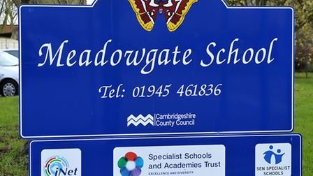 Meadowgate School Wisbech had an outstanding Ofsted. Picture: Steve Williams.