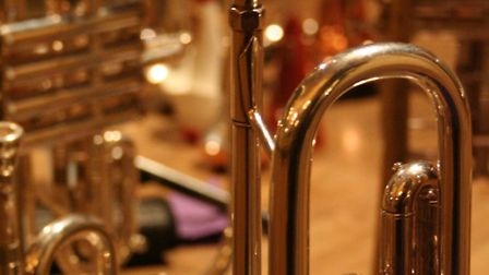 Join a brass band in March