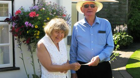 Ely and District Parkinson's Society meeting