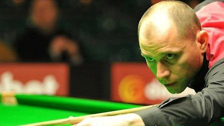 Joe Perry lost `10-8 to Ali Carter in the final of the World Open.