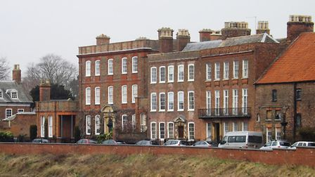 Heritage Open Day at Peckover House in Wisbech