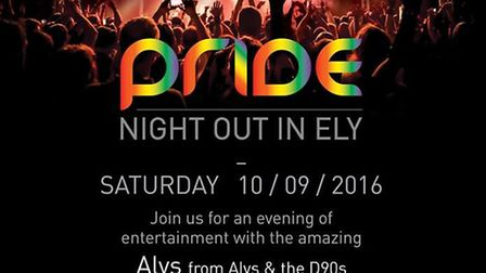 The Ely LGBT+ group is to hold a fundraising concert on September 10.