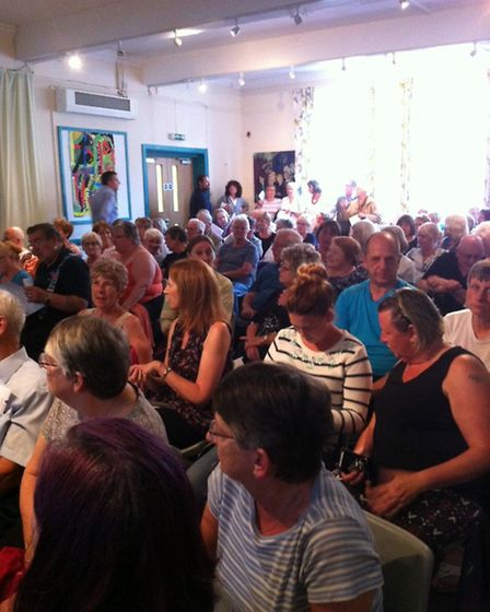 NHS meeting at Wisbech to discuss future of the minor injuries unit at North Cambs Hospital