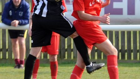 Ash Walter headed the winner as Ely City beat Hadleigh United 1-0.