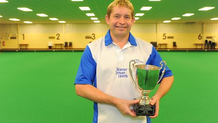 Co-op Funeralcare is giving customers the opportunity to take on Ely bowls star Greg Harlow.
