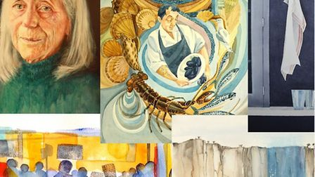 Watercolour artists to bring exhibition to Babylon Gallery, Waterside, Ely.