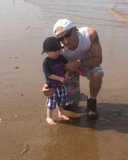 A Go Fund Me page has been set up for Matthew Smith by his friend Shawn Hudson