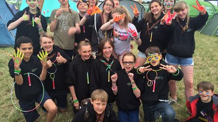 First Dunmow Scouts